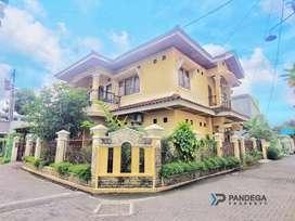 Rumah LT 416 m2 Pandega Marta Dekat UGM Dalam Ringroad Lokasi Premium