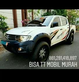Mitsubishi Triton Double Cabin GLX HDX 2.8 4x4 MANUAL 2011 Pakai 2012