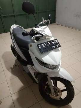 Sepeda Motor Matic Yamaha Soul GT Tahun 2012