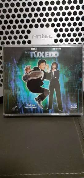 """VCD Jackie Chan """" The Tuxedi """"Origanal 2 Disc"""