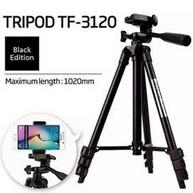 Tripod stand 3120 for mobile and camera