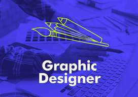 Graphical designer wanted to work for a international company