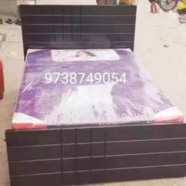 Brand new mini double cot 4*6 without storge 5500