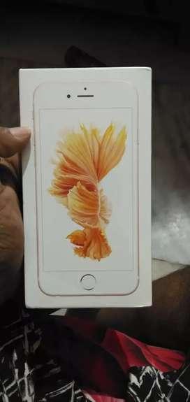 I phone 6s 32 gb rose