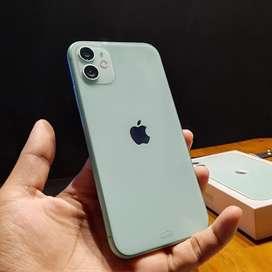 iPhone 11 128Gb IBOX Garansi Panjang Fullset Istimewa Muluss