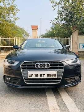 Audi A4 2.0 TDI (177bhp), Premium Plus, 2012, Diesel