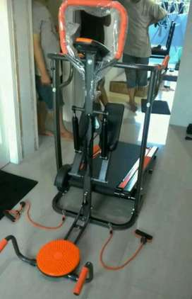 Promo treadmil manual 7 fungsi