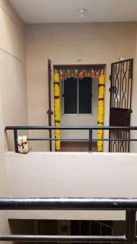 Spacious 2BHK flat for rent.