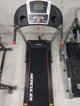 Hercules fully automatic electronic treadmill