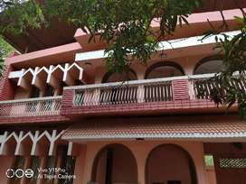 House and plot for sale in chathanoor