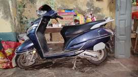 New condition only 5000 runnning 125 cc