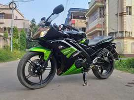 Yamaha R15 S well condition instant delivery possible