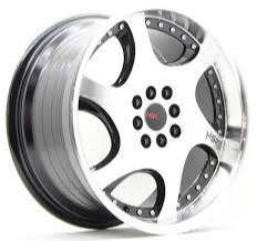 Velg Racing Mobil Ring 17 Gangnam Hsr Wheel Hole 4x114