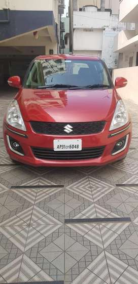 Maruti Suzuki Swift 2015 Diesel Well Maintained