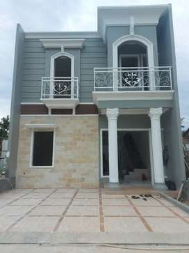 Rumah baru semi clasic ready for sale