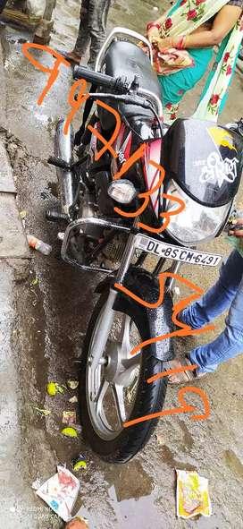 Upgrade to heavy bike