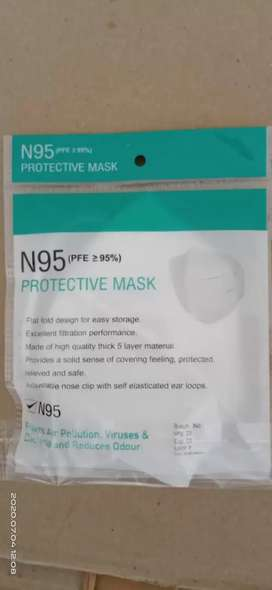 N95mask only for 40rs