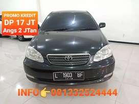 #Kredit DP 17Jt# Toyota ALTIS 2004 / 2005 G Manual Tangan1 Istimewa