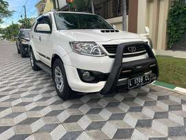 Toyota FORTUNER 2015 G TRD Diesel Matic, Istimewa KM Rendah