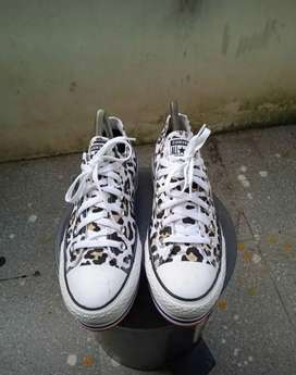 Converse Ct All star Platfrom Layer Logo Play