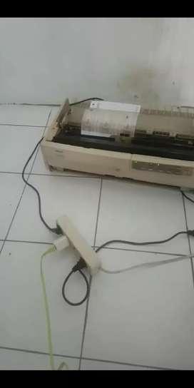 Printer Epson dot matrix LQ 2180