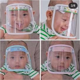Face Shield Baby 0-18Bulan