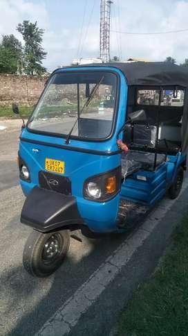 Mahindra e rickshaw