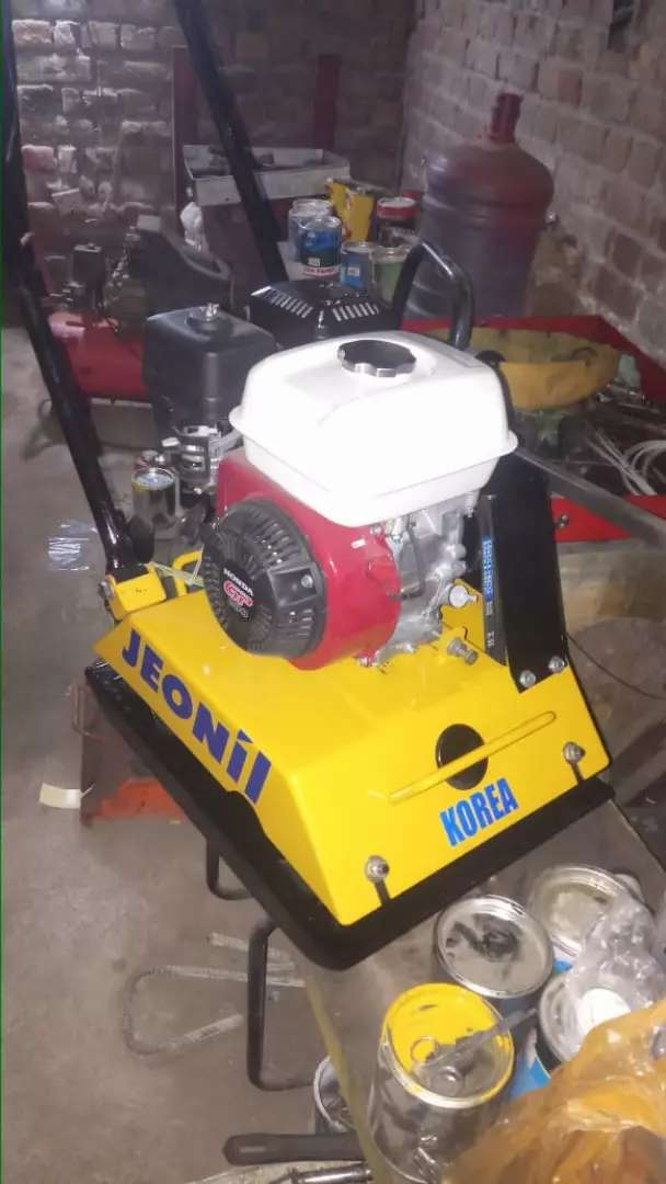 Plate Compactor and jumping Rammer