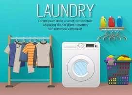 Dibutuhkan Segera Karyawati Laundry