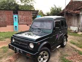 Katana GX97 Original Paint, Power steering, AC dingin
