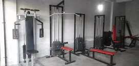 Gym fitness mashine