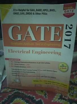 Electrical MCQ'S Book, GATE with CD.