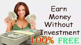 Earn money at home without investment
