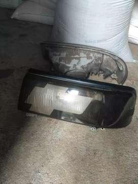 Lampu depan cery pickup