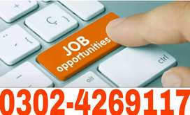 Online Markering job Required for Male & Female