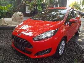Ford fiesta 2014/13 matic AD km36 100% ori sinil nyaris baru