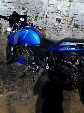Good condition best millage 45 km per liter with extra locer