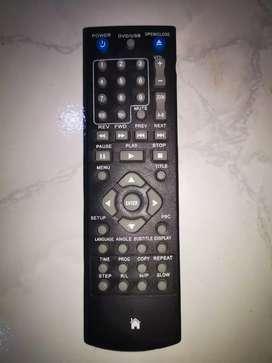 Remote DVD mito crystal polysonic / remot VCD china rimut CD cina