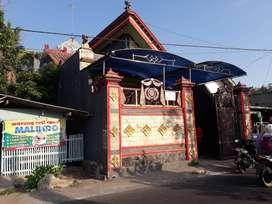 Butuh Uang cepat, Rumah Dijual cepat dekat Terminal Patria blitar