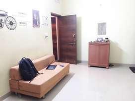 Studio Furnished flat for bachelor rent in Porvorim Rs 10000/-