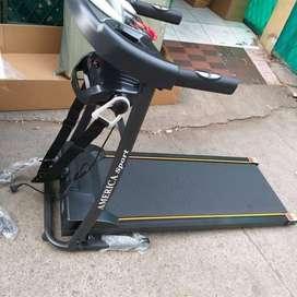 Treadmill Electric Amerika Sport Dijamin asli ? Murah