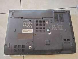 Laptop aspire 4736 G