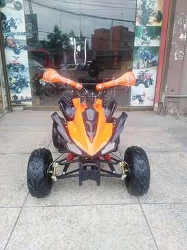 110cc Mini Raptor Atv Quad 4 Wheels Bike Deliver In All  Pakistan