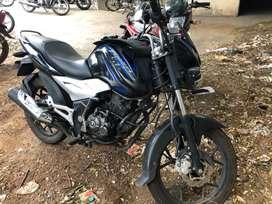 Bajaj Discover 125 ST mono suspension