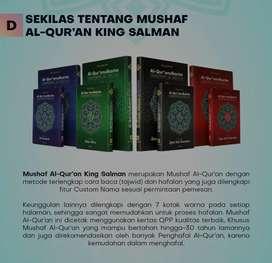 Mushaf Al-Qur'an King Salman