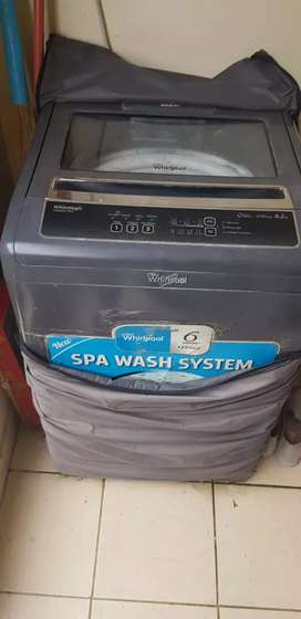 Whirlpool 4yrs old working condition