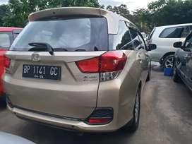 Honda Mobilio automatic 2014 tangan pertama mobil  seperti baru