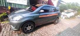 Datsun go plus t option 2014
