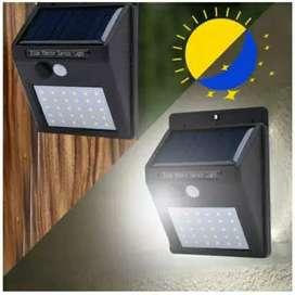 SR Lampu Led Tenaga Surya Sensor Gerak