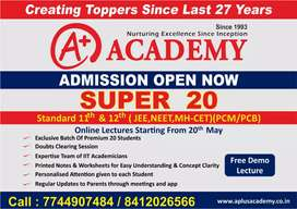 Required experienced and passionate teachers  11th & 12th with Jee